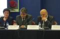 """Дискусия """"Европейски фондове, прозрачност, граждани"""", организирана от Института за развитие на публичната среда (ИРПС) и Институт Отворено общество – София. 17.11.2011"""