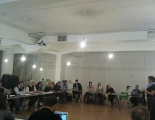 Training of Observers for the National Referendum