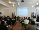 IPED conducted training of independent observers for the early parliamentary elections in Bulgaria
