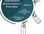 """Представяне на проучването """"Партийното финансиране в България"""""""