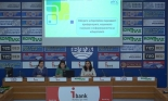 "Press-conference ""European Parliament Elections: Preferences, Machine Voting and Voters' Awareness"""
